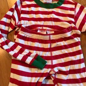 Hanna Andersson Christmas PJ's!
